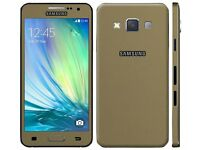 Genuine Samsung Galaxy A3 Unlocked to all network please note the phone need new screen