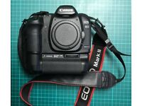 CANON EOS 5D MK II DIGITAL SLR CAMERA - MINT CONDITION WITH EXTRAS!