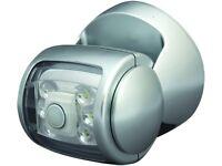 NEW BOXED Clique Wireless LED Motion Sensor Porch Light