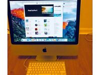 iMAC 2008 - Bargain only £85 excellent example upgraded to El Capitan
