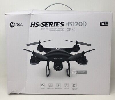 Holy Stone HS120D GPS Drone with 1080p Video Camera Quadcopter (B Mi)
