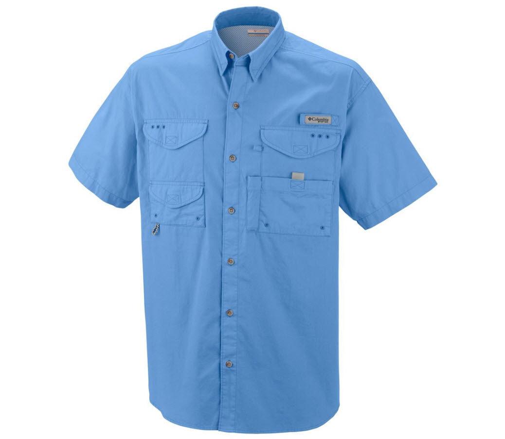 Columbia mens size s m l xl 2xl 3xl 7130 short sleeve for Toddler columbia fishing shirt