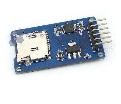 2pcs Micro Sd Storage Board Mciro Sd Tf Card Memory Module Spi For Arduino