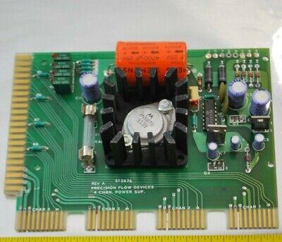 3160802 Pcb Gas Power Supply 7800 Series Kokusai Semiconductor Equipment