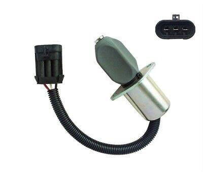 Bobcat 6681513 Excavator Fuel Shut Off Solenoid Switch 325 328 331 334 337 341
