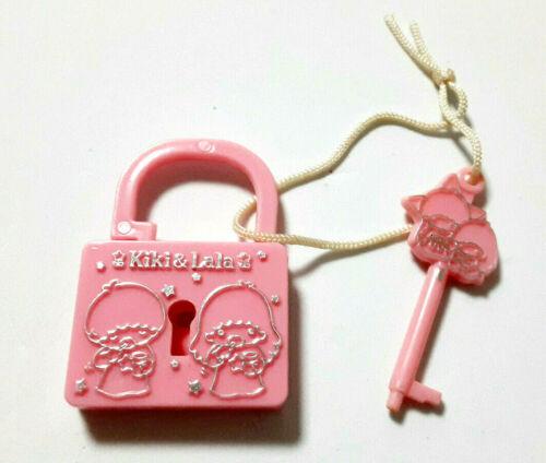 Little Twin Stars key Lock Old SANRIO 1976