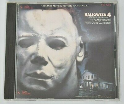 Origin Of Halloween Holiday (Halloween 4 The Return of Michael Myers Original Motion Picture Soundtrack)