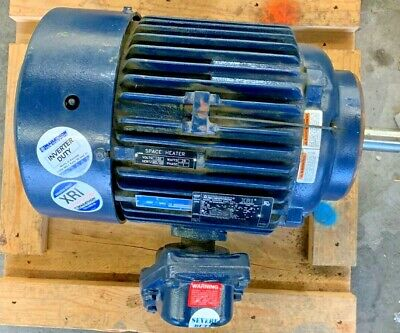 Marathon Xri Electric Motor 15hp 254tc Frame Epfc Cvd254ttgn12534aal