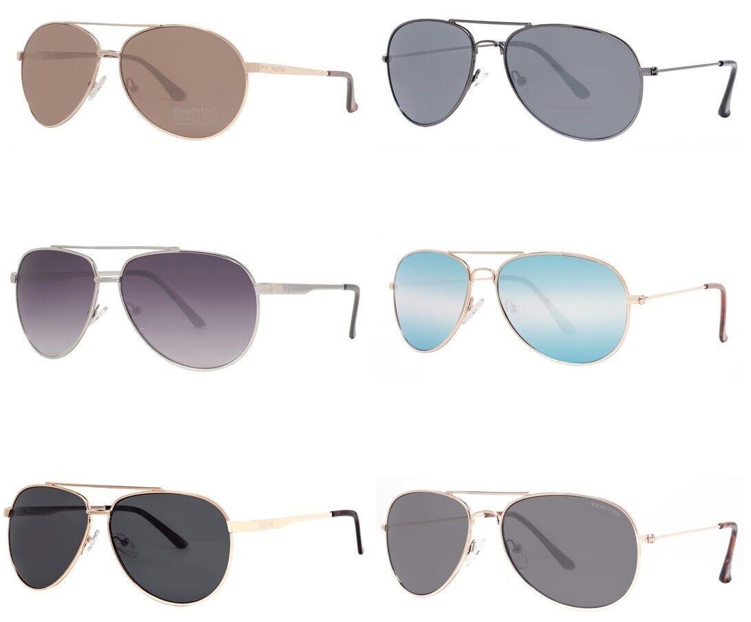 d75b11802b Kenneth Cole Reaction Men s Aviator Sunglasses - Choice of Color