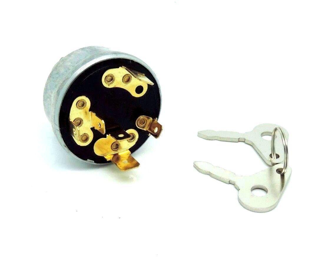 Massey Ferguson 135 Ignition Switch : Ignition switch keys fits massey ferguson