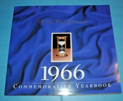 Time Passages Commemorative Yearbook New and Wrapped Multiple Years Available