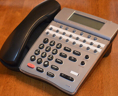 Nec Dterm Ip Phone Itr-16d-3bktel Refurb 780028 Good Display 1 Year Warranty