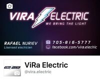 All electrical works (free estimate) instagram: Electric.vira