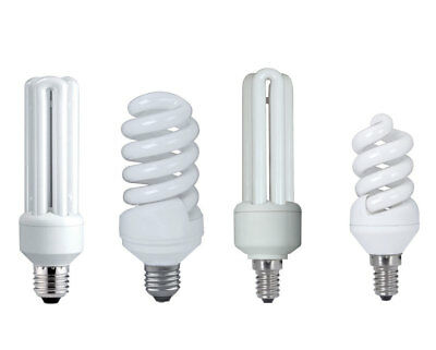 10 -er Pack Energiesparlampe E14 E27 7W 8W 9W 12W 14W 15W 20W  Leuchte Sparlampe - Energie Pack