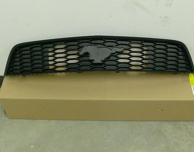 2010 2011 2012 Ford Mustang V6 Black Grill Grille New OEM Part AR3Z 8200 AE
