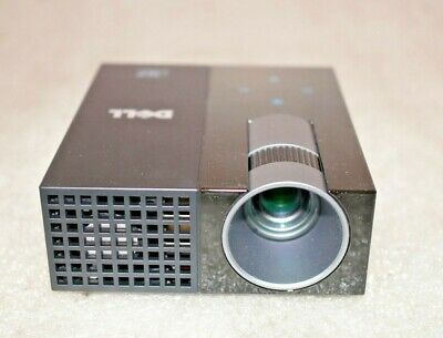 Dell M109S DLP Front Mini Projector P/N: F079H w/ Case
