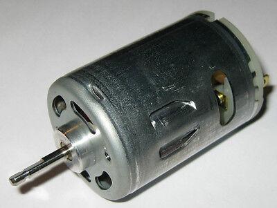 Mabuchi 12v Motor - Rs-545sh - Vibrator Massager Vacuum Motor - 7130 Rpm