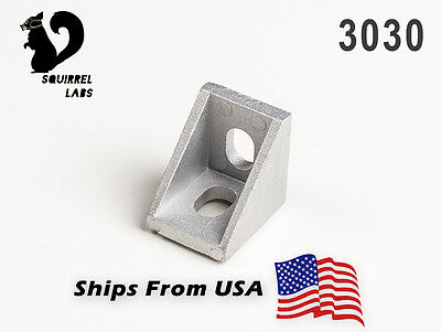 Corner Bracket For T Slot 3030 Aluminum Extrusion