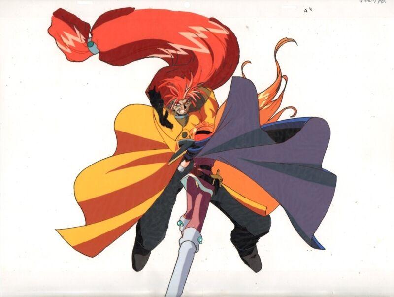 Anime Cel Slayers #255