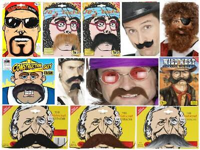 All Kinds Of Halloween Costumes (Adhesive Fancy Dress Moustaches & Beards Of all Kinds Tash Costume)