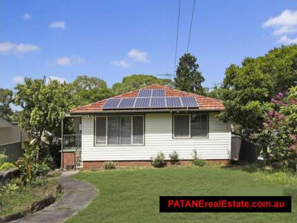 For Sale 4 Bedroom Home SEVEN HILLS NSW