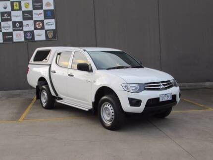 2011 Mitsubishi Triton Ute Brooklyn Brimbank Area Preview