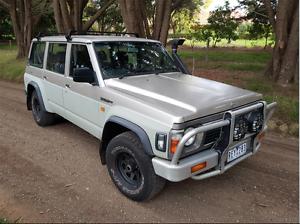 1995 Nissan Patrol Wagon Bayswater Knox Area Preview