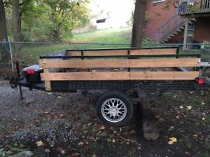 Reliable Utility Trailer 4 X 8