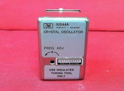 Hp - Agilent - Keysight 10544a Hp 10 Mhz Crystal Oscillator