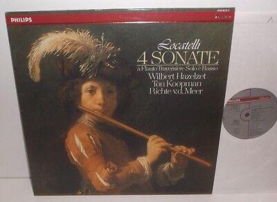416 613-1 Locatelli 4 Sonate Wilbert Hazelzet Ton Koopman Richte v.d. Meer