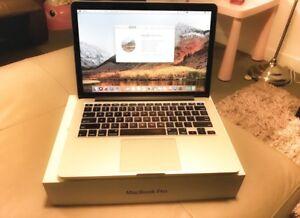 MacBook Pro (Retina, 13-inch, Early 2013) 2.6 GHz i5 256GB SSD