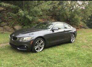 1 year lease transfer bail seulement 1 an BMW 428i x drive