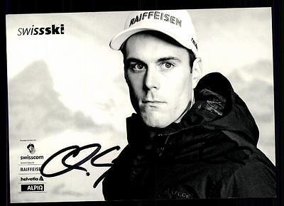 Christian Spescha Autogrammkarte Original Signiert Skialpine + A 107400