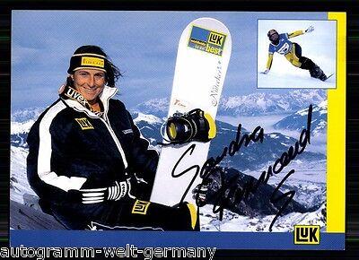 Sandra Farmand Snowboard LuK AK +44129 + A 66337