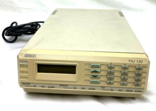 Adtran TSU 120 1202129L2 Multiplexer Pre-Owned