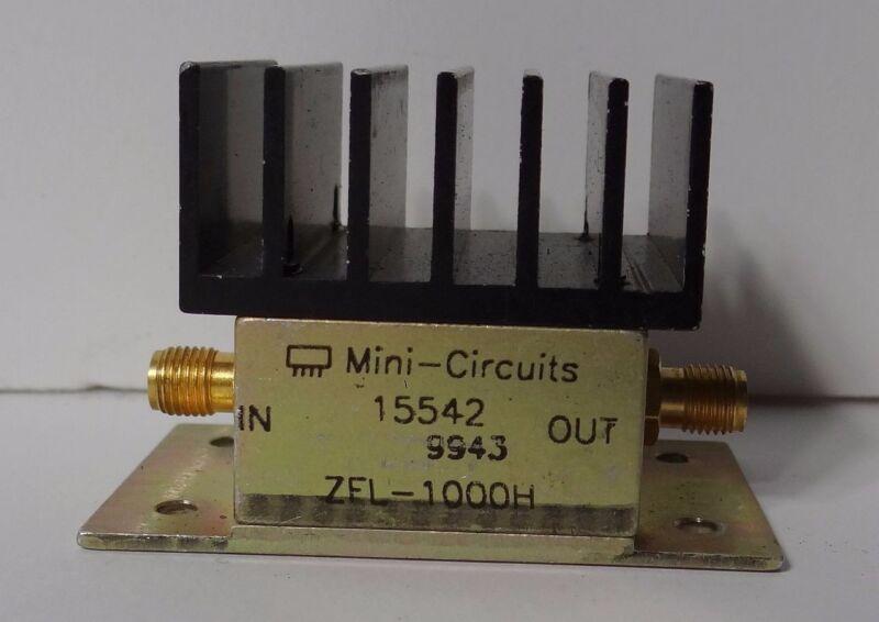 MINI-CIRCUITS ZFL-1000H AMPLIFIER 10 - 1000 MHZ