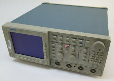 Tektronix Tds 520 500 Mhz 500 Mss Ditigizing Oscilloscope Opt 2f For Parts