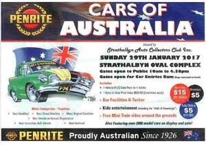 CARS OF AUSTRALIA  Strathalbyn Oval Complex.Strathalbyn Strathalbyn Alexandrina Area Preview