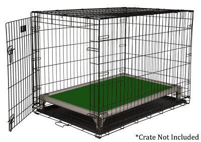 Kuranda All-Aluminum Dog Crate Bed - Ballistic - Hunter Gree