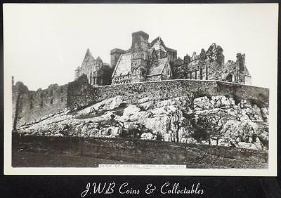 Old Postcard of Rock of Cashel, from the South
