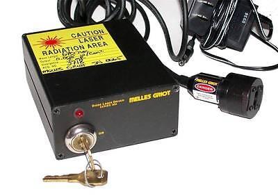 Melles Griot Series 300 Diode Laser Driver 670 Nm