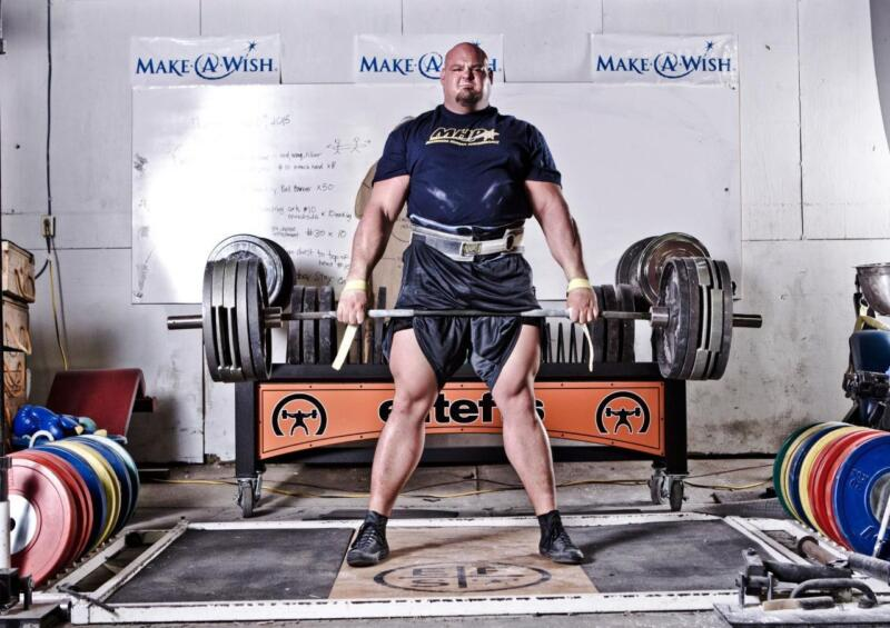 BRIAN SHAW - STRONGMAN ARNOLD CLASSIC WALL POSTER STRENGTH SZ:A4 A3 A2 A1 A0
