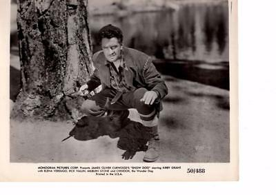 "Kirby Grant in ""Snow Dog"" Vintage Movie Still"