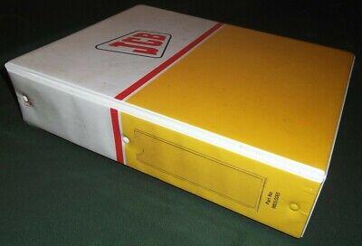 Jcb Backhoe Loader Service Shop Repair Workshop Manual From Mc 400001-up
