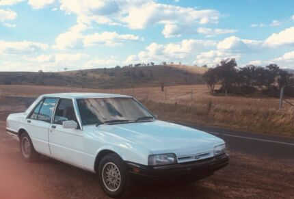 1987 XF Ford Fairmont Ghia Bathurst Bathurst City Preview