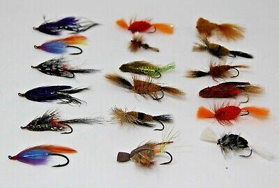 Steelhead fly assortment 120 flies with box nymphs eggs leeches