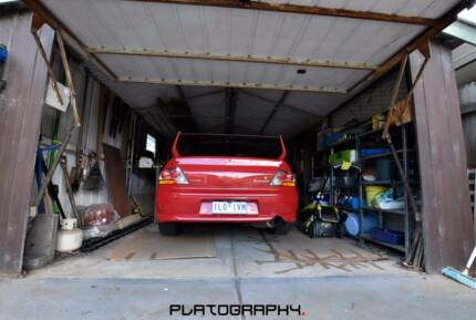 Mitsubishi EVO 8 JUST IMPORTED