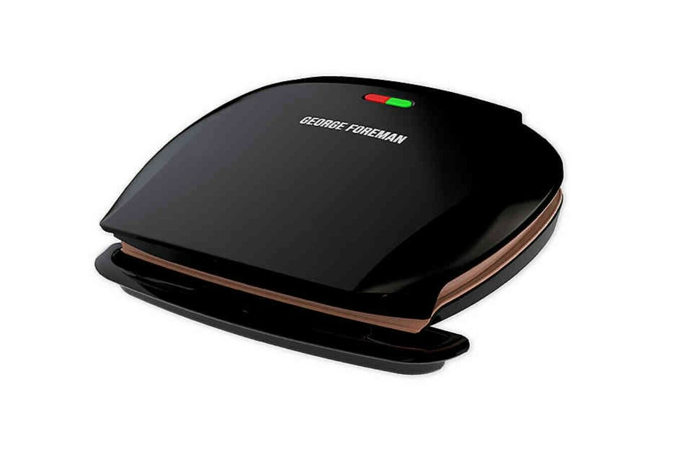 George Foreman GRP4B Next Grilleration 72 Square Inch Black