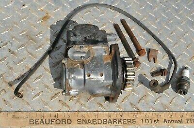 Original Ihc International Lb 1 12 - 2 12 Hp Hit Miss Gas Engine Magneto
