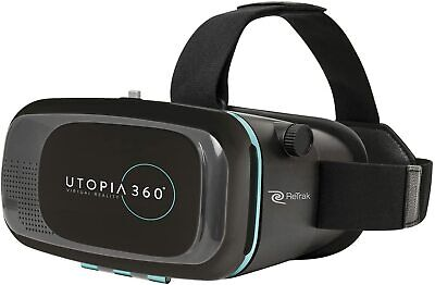 ReTrack Utopia Virtual Reality VR Headset iPhone Android Smartphone